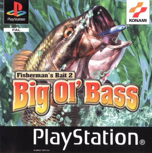 Buy Sony Playstation Fishermans Bait 2 Big Ol Bass For Sale At Console Passion