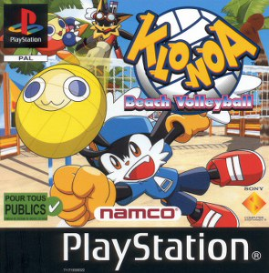 Sony Playstation - Klonoa Beach Volleyball