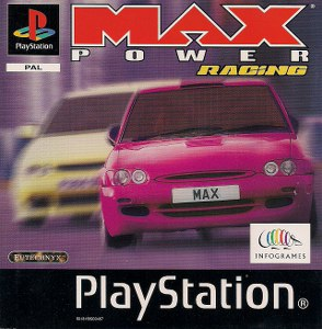 Buy Sony Playstation Max Power Racing For Sale At Console Passion