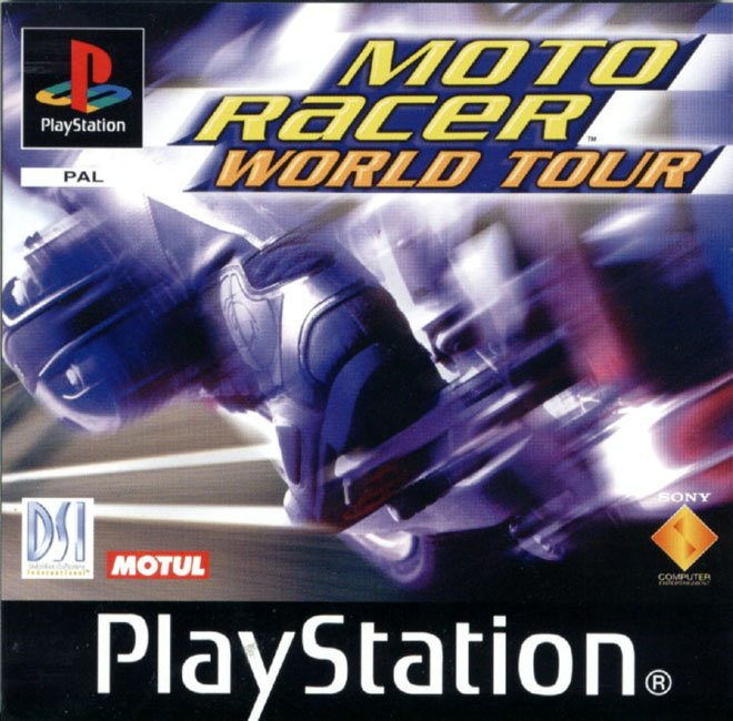 Powerslide Pc Game: Buy Sony Playstation Moto Racer World Tour For Sale At