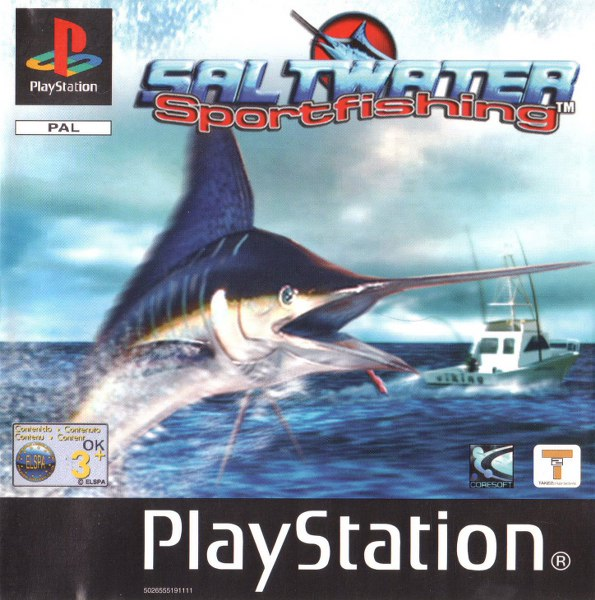 Buy Sony Playstation Saltwater Sports Fishing For Sale At Console Passion