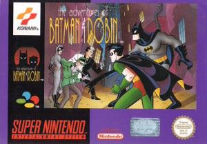 Buy Super Nintendo Adventures Of Batman And Robin For Sale