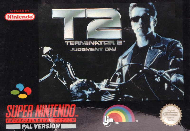 Buy Super Nintendo Terminator 2 - Judgement Day For Sale at Console